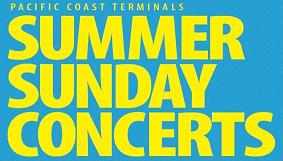 PCT Summer Sunday Concerts